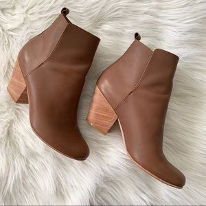 """Fortress of Inca """"Ani"""" Leather Boots - LIKE NEW"""